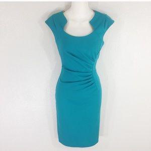Calvin Klein Dress Teal Turquoise